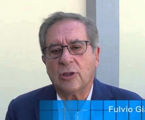 Intervento del Presidente Fulvio Giardina