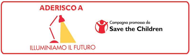 Save The Children - Illumino il Futuro